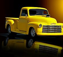 1953 Chevrolet Pickup 'Reflections of Yesterday' by DaveKoontz
