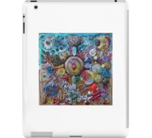 Topsy Turvy by Paul Bonser iPad Case/Skin