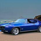 1969 Pontiac GTO by DaveKoontz