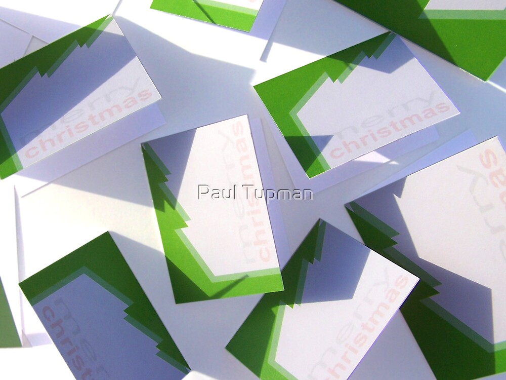 Dreaming of more post this Christmas by Paul Tupman