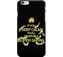 THE VIRTUE OF THE STRONG iPhone Case/Skin