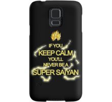 THE VIRTUE OF THE STRONG Samsung Galaxy Case/Skin