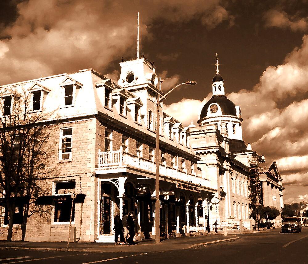 Downtown Kingston by nikspix