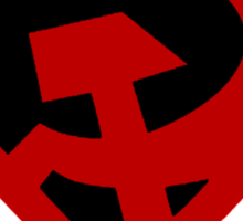 Red Son Sticker