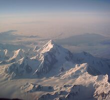 Alaska Mountain by jetbsso