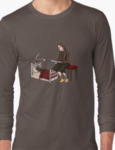 Bedtime for Log Long Sleeve T-Shirt