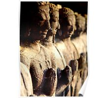 Ancient Buddhas Poster