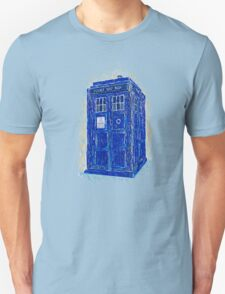 tardis by Vincent T-Shirt