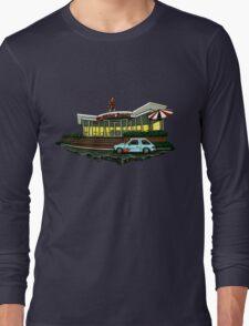 Stan Makita's Donuts Long Sleeve T-Shirt