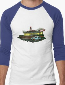 Stan Makita's Donuts Men's Baseball ¾ T-Shirt