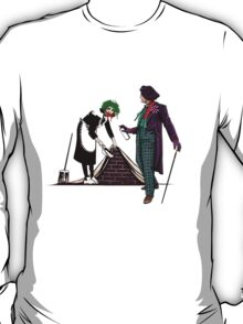 Joker vs. Banksy T-Shirt