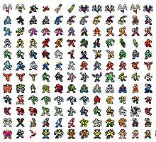 8 Bit Banner Vol. 1 by Victor  Dandridge