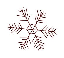 Snowflake 2 by Leah Price