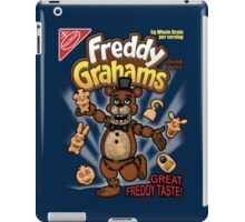 Freddy Grahams iPad Case/Skin