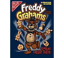 Freddy Grahams Photographic Print