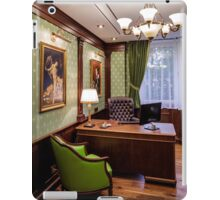 Luxury office iPad Case/Skin