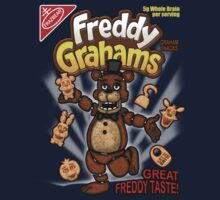 Freddy Grahams One Piece - Long Sleeve