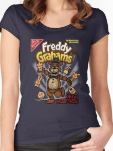 Freddy Grahams Women's Fitted Scoop T-Shirt
