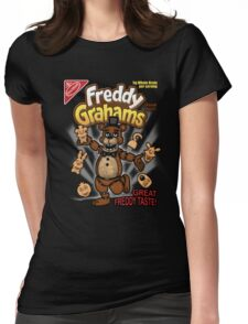 Freddy Grahams Womens Fitted T-Shirt