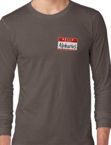I Am Legion Long Sleeve T-Shirt
