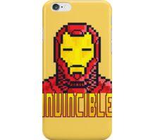 "8 Bit Headshots ""Invincible"" iPhone Case/Skin"