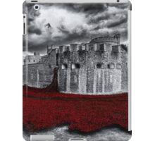 Tower Poppies iPad Case/Skin