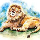 Lion by AnnaShell