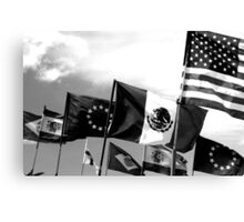 league of nations  Canvas Print