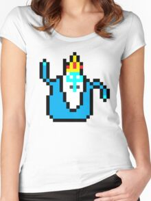 Looking For a Princess! Women's Fitted Scoop T-Shirt