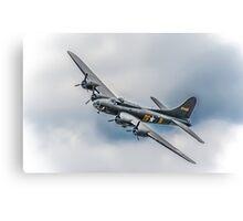 Memphis Belle - B-17 Canvas Print