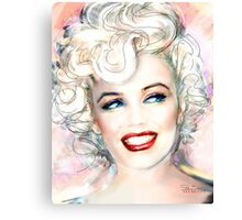 MMother Of Pearl P Canvas Print