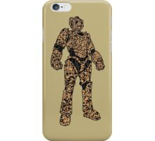 Desert Cam Cybermen iPhone Case/Skin