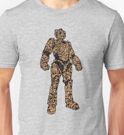 Desert Cam Cybermen Unisex T-Shirt