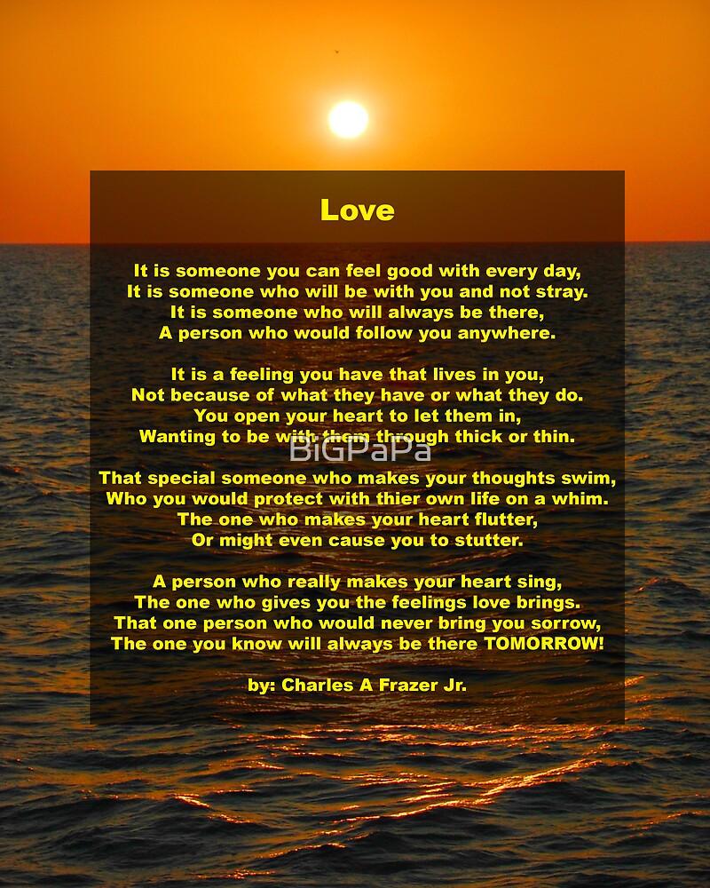 Love by BiGPaPa