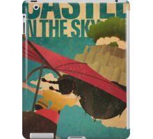 Castle in the Sky iPad Case/Skin
