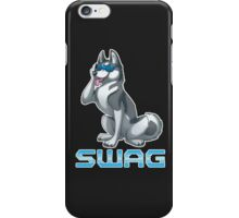 SWAG Husky iPhone Case/Skin