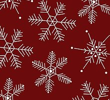 Snowflake Mix Option 2 by Leah Price