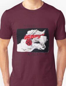 Rockabilly Alpaca, from the Camelid scene  T-Shirt