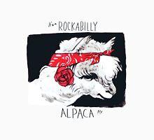 Rockabilly Alpaca, from the Camelid scene  Unisex T-Shirt