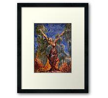Willow Tree Spirit Framed Print