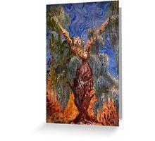 Willow Tree Spirit Greeting Card