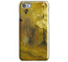 Huginn and Muninn iPhone Case/Skin