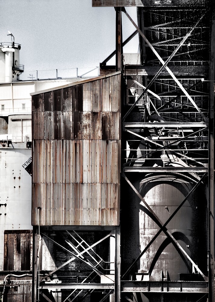 Industrial by Sarah Moore
