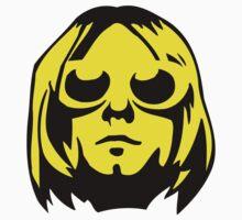 Kurt Cobain Nirvana by retroretro