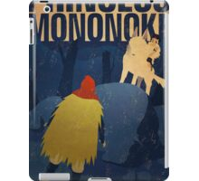 Princess Mononoke - Night iPad Case/Skin