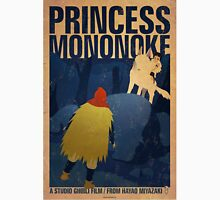 Princess Mononoke - Night Unisex T-Shirt
