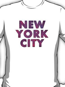 New York City - Color T-Shirt