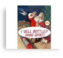 Selling Christmas Metal Print