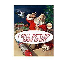 Selling Christmas Photographic Print