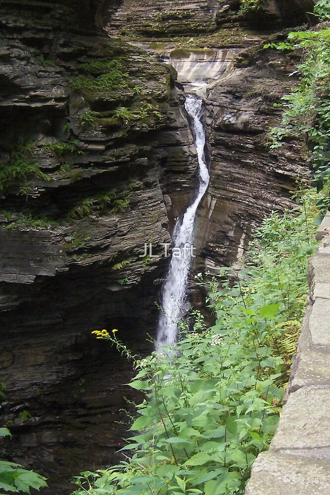 Long Falls by JLTaft